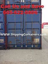 53ft shipping container storage container conex box for sale in Chicago, IL