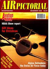 AIR PICTORIAL 1998/12 DEC UAVs,NBAA,Socata TBM 700,Swiss AF,GB Aircraft Russia
