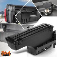 For 07-20 Toyota Tundra Driver Side Truck Bed Wheel Well Storage Box w/Lock&Key