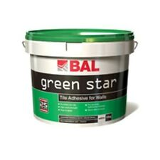 BAL Green Star Quality Ready mixed Ceramic Tile Adhesive 10 litres
