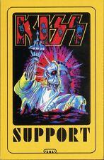 KISS 1992 Revenge Tour Backstage Pass!!! AuthenticTour-issue OTTO