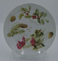 Vintage Marjolein Bastin Collector Plate Nature 1995