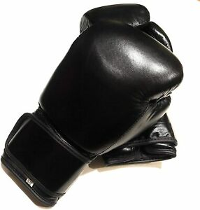 Woldorf USA High Quality Leather Boxing Gloves Training Sparring Fighting