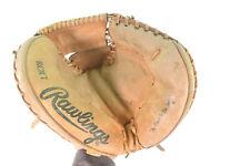 Rawlings Catcher's Solid Web Mitt - Tan RCM 7 REG RHT - FREE SHIPPING