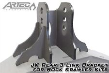 ARTEC Rear 3 Link Bracket for Rock Krawler Long Arm Kits 07-16 Jeep Wrangler JK