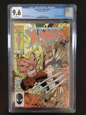 CGC 9.6 Uncanny X-Men 213 White Pages - Free Shipping