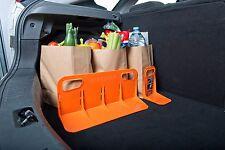 STAYHOLD no movimiento coche vehículo tronco/Boot Tidy Organizador-clásico naranja