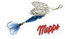 Mepps: cuiller Bug N°0 iron blue