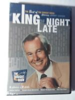King Of Night Late - The Best Of Tonight Show (DVD, 2007) NEW SEALED!!
