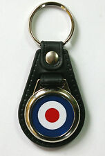 Mod Target Keyring RAF Roundel, Mods, Northern Soul The Who Paul Weller the Jam
