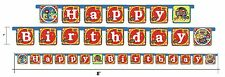 m & m happy birthday party decoration supplies banner