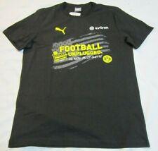 Puma BVB Us Tour Tee  Men  T - shirt  L