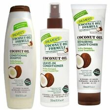 Palmers Coconut Oil Shampoo, Conditioner & Palmers leave-in conditioner ! #SALE#
