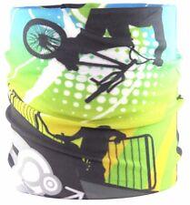 Multipurpose Bandana Balaclava UV Mask Outdoor Headwear Bicycle Theme