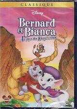 "DVD ""Bernard et Bianca au pays des kangourous"" -Disney n 35  NEUF SOUS BLISTER"