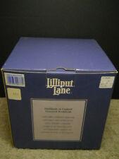 Lilliput Lane Cherry Blossom Cottage 1995 Nib & Deeds English Collect. Se #777