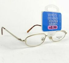 """10 x Pairs Of Foster Grant """"swift"""" reading Glasses. Gold. Free P & P"""