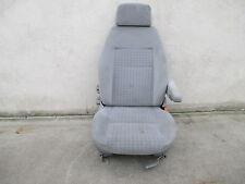 Beiahrersitz sede VW Sharan Ford Galaxy Seat Alhambra concepto gris sustancia Velour