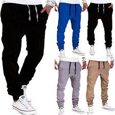 Mens Casual Trousers Loose Harem Pants Slacks Sweatpants Dri-fit Fitness Jogger