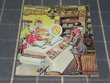 "Sex for Sextys "" Meat Cheat "" Magazine 1977  , 282 Cartoons  VG/C   64 pages"