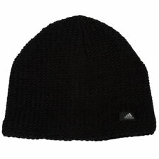 Chapeaux noir en acrylique adidas pour homme