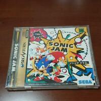 USED Sonic Jam Sega Saturn 1997 SS video game Japan NTSC-J F/S