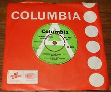 "SOLOMON KING ~ SOMEWHERE IN THE CROWD b/w HAVA NAGILA ~ UK COLUMBIA DEMO 7"" 1968"