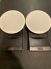 Bose virtually invisible 191 in wall in ceiling speakers Pair