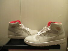 819176-050 AIR JORDAN RETRO 1 HIGH NOUVEAU LT BONE-WHITE INFRA-RED 9.5