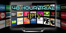 48hr. Trial for IPTV - FAST & RELIABLE SERVERS