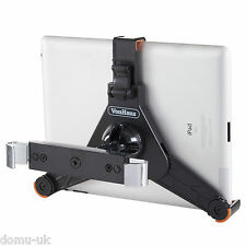 Vonhaus Tablet Holder for Car Headrest | Mount for iPad Kindle Nexus Android