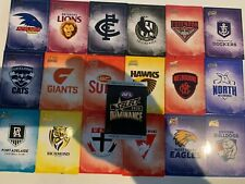 2020 AFL SELECT DOMINANCE  COMMON TEAM SETS (12) PER TEAM ***CHOOSE YOUR TEAM***