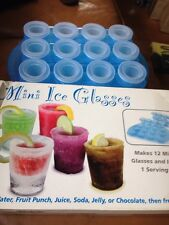 Gafas de hielo Mini Maker hace vasos de chupito