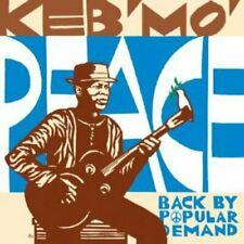 KebMo - Peace - Back By Popular Demand [CD]