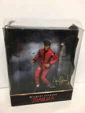 EXTREMELY RARE Playmates Michael Jackson Thriller Collector Figure Doll. LIMITED