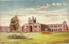 Raphael Tuck & Sons Oilette Postcard – Madras 7065 Series I – Chepauk Palace