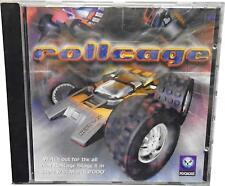 Usado Rollcage pc disco de juego 12cm