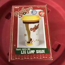 A Christmas Story Leg Lamp Travel Ceramic Coffee Mug