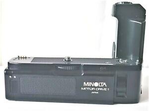 Minolta Motor Drive 1 For X-700 etc... Excellent+