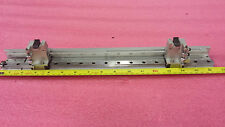 420mm Linear Guide Rail and 2 x THK RSR12VM Fedex Shipping