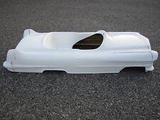 1955 Cadillac Convertible hot rod stroller pedal car fiberglass body 1954 1956