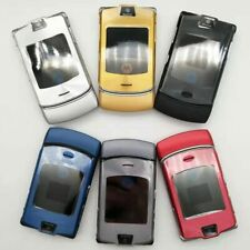 100% ORIGINAL Motorola RAZR V3i UNLOCKED Mobile Phone GSM Flip Bluetooth Phone