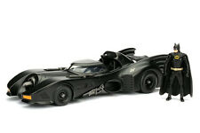 1:24 Jada - 1989 Batmobile with Batman Figure
