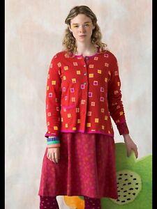 Gudrun Sjoden  Cotton / Knitwear Cardigan S(10)