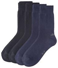 s.Oliver - (S20028) - Business Socken - 12 Paar - blautöne - Größe 39/42