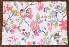 Hip-Hop Easter Egg Floral Indoor/Outdoor Placemat