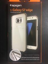 Spigen Neo Hybrid Crystal Samsung Galaxy S7 edge Case Shockproof Clear Back Case