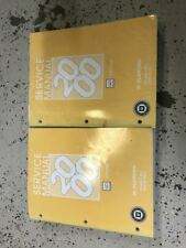 2000 Oldsmobile INTRIGUE Service Shop Repair Workshop Manual Set FACTORY OEM