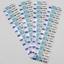 LICENZA Pro PROFESSIONAL 32/64 product key adesivo coa sticker 20 pezzi