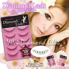 Diamond Lash False Eyelashes N0.5 Baby Eyes 5 pairs